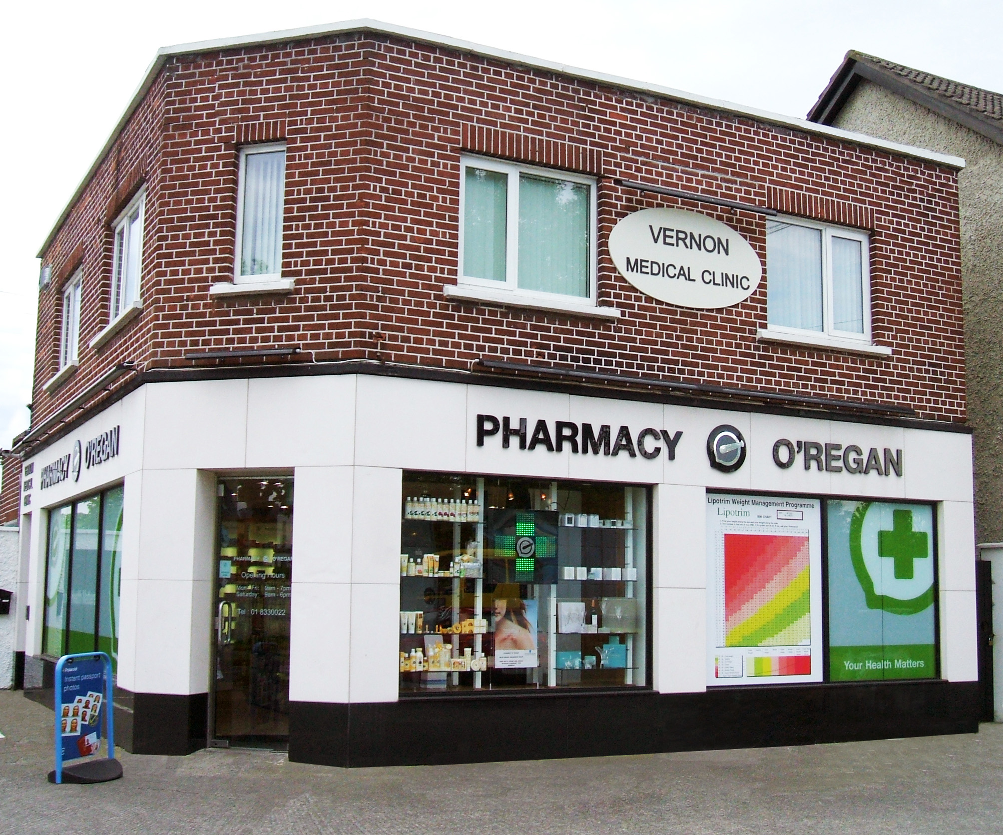 Pharmacy O'Regan » Clontarf